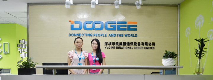 DOOGEE is the honor brand subordinated to KVD